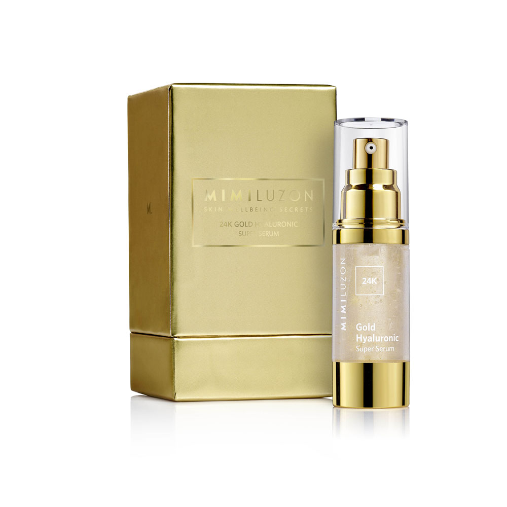 24K Gold Hyaluronic Serum